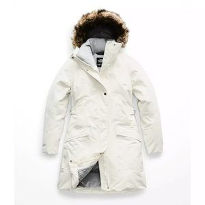 The North Face Outer Boroughs Jacket Parka 550 Down Fill Jacket NWT Women's M
